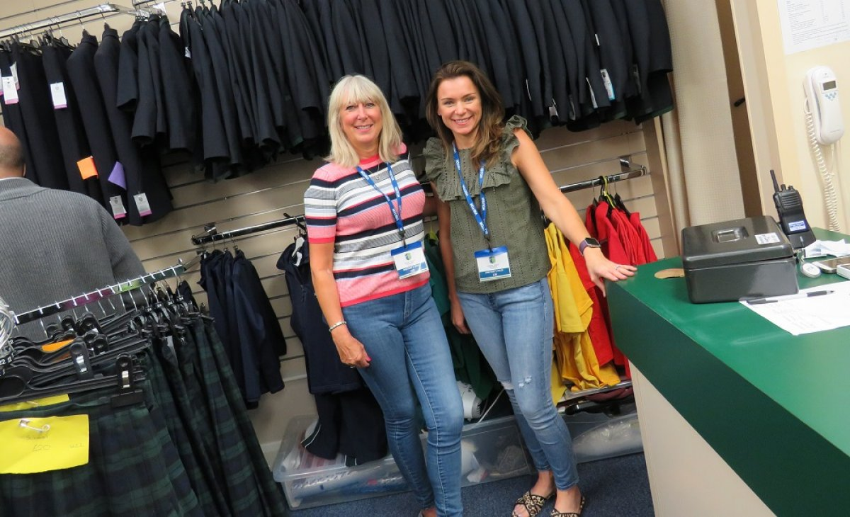 Second Hand Uniform Sales